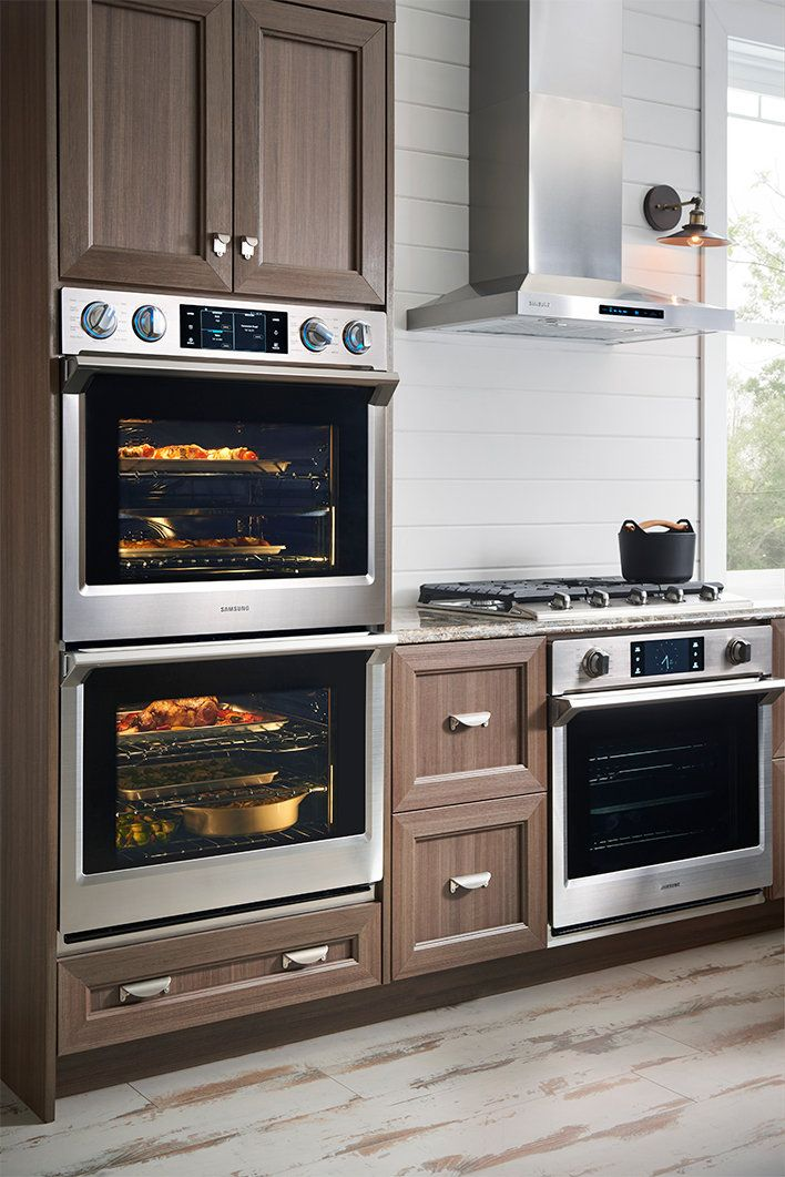 Gas Wall Ovens