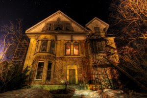 haunted house in Ohio